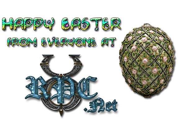 Happy Easter from everyone at UORPC.net