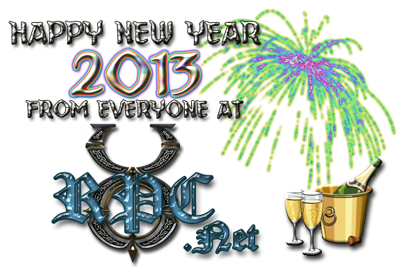 Happy New Year from everyone at UORPC.net