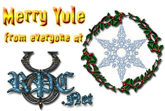 Merry Yule from UORPC.NET!