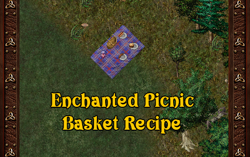Enchanted Picnic Basket Recipe