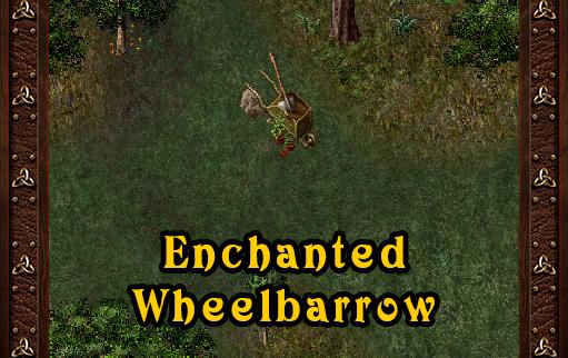 Enchanted Wheelbarrow